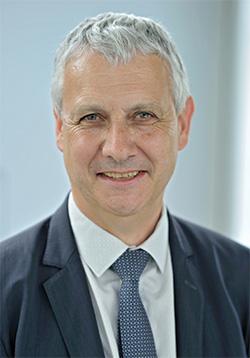 Claude TABEL, nouveau président de l'Union Française des Semenciers