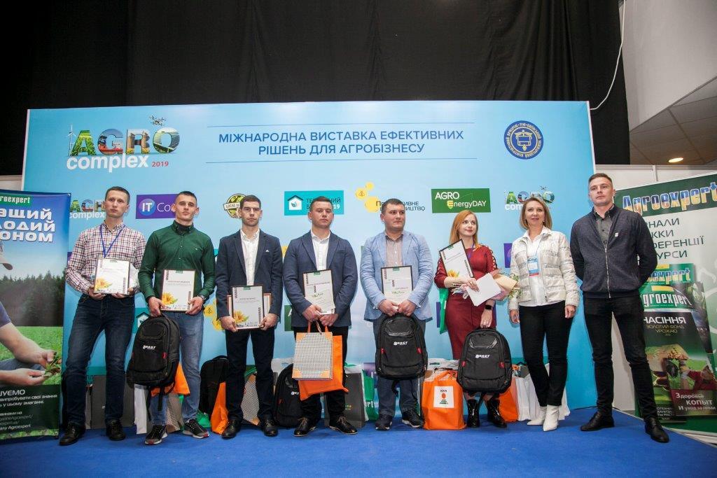 RAGT Semences Ukraine, Partenaire du concours du Jeune Agronome