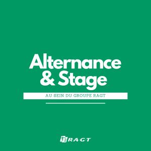 RAGT lance sa campagne Alternance et stage 2021_2022